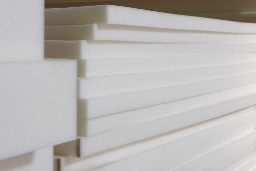 Selection of foam